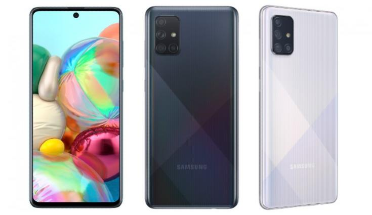 Samsung Galaxy A71 goes on sale in India for the first time