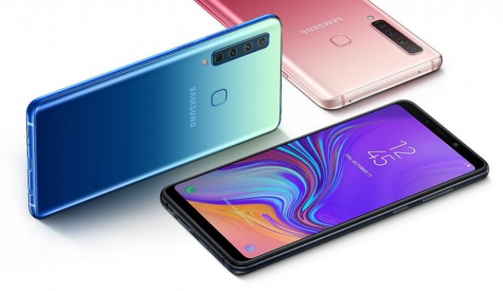 Samsung Galaxy A9 (2018) to reportedly launch in India this month