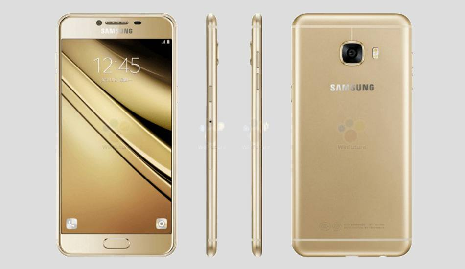 Samsung Galaxy C5 Pro launching on February 28, reveals a leaked retail video