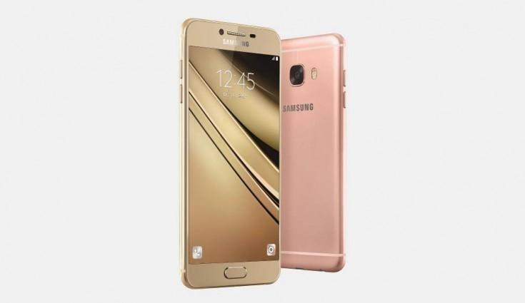Samsung Galaxy C8 leaked pictures reveal dual camera setup and fingerprint sensor