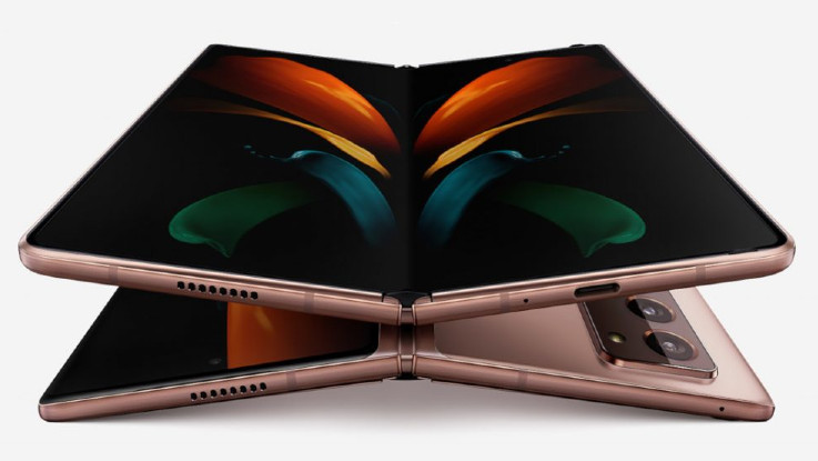 Samsung Galaxy Z Fold2 5G with 7.6-inch Infinity-O display announced