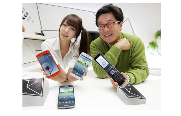 Samsung to launch clamshell designed Galaxy Folder Android smartphone