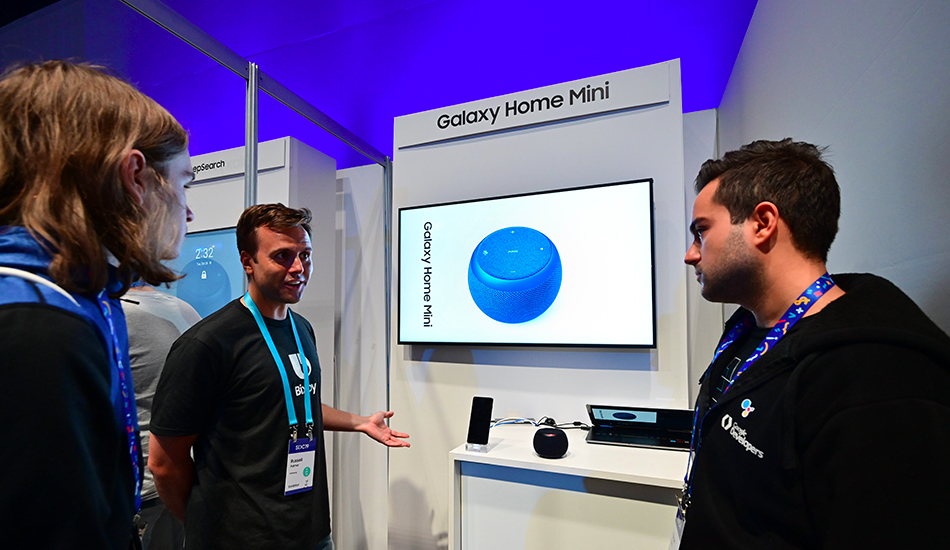 Samsung Galaxy Home Mini speaker to launch on February 12