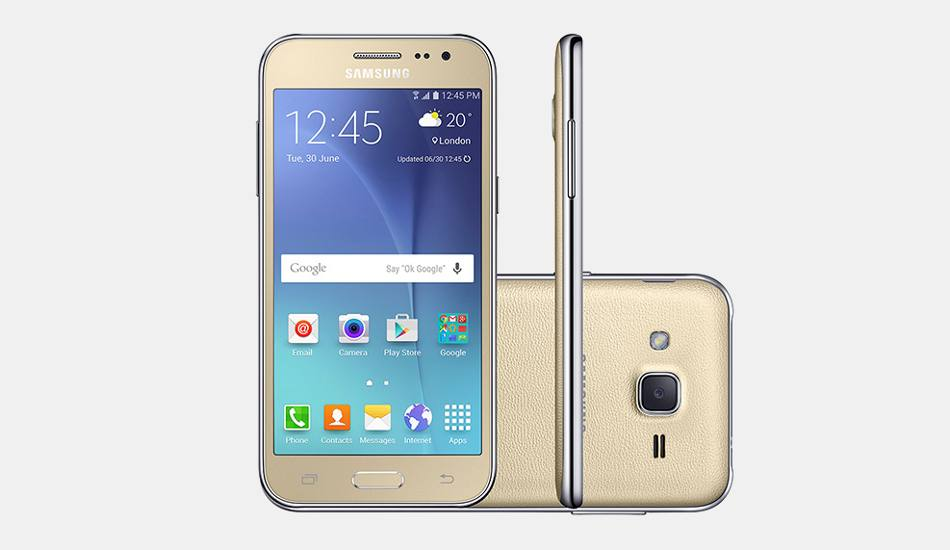 Samsung Galaxy J2 (2016) with Android Marshmallow gets FCC certification
