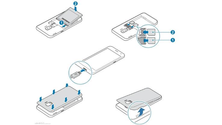 Samsung Galaxy J2 Core user manual leaked online