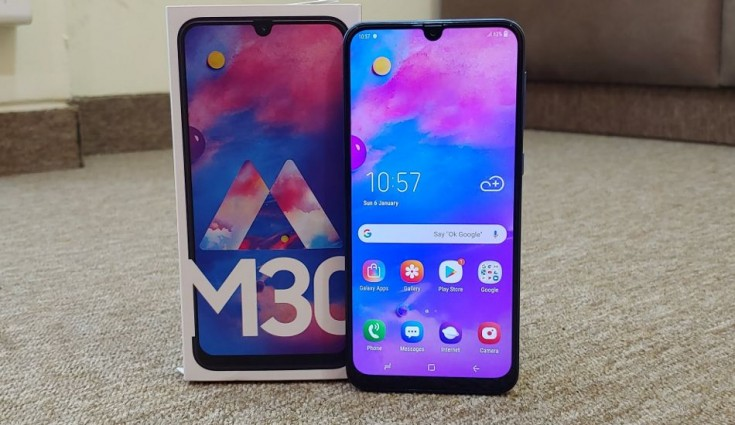 Samsung Galaxy M20, Galaxy M30 reportedly get Android 10 update in India