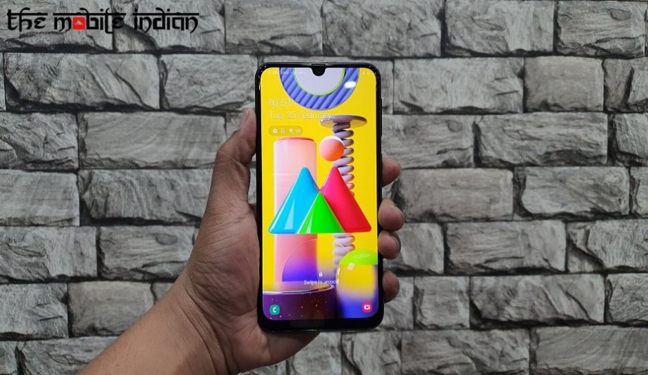 Samsung Galaxy M31 to go on sale for the first time in India today via Amazon, Samsung.com