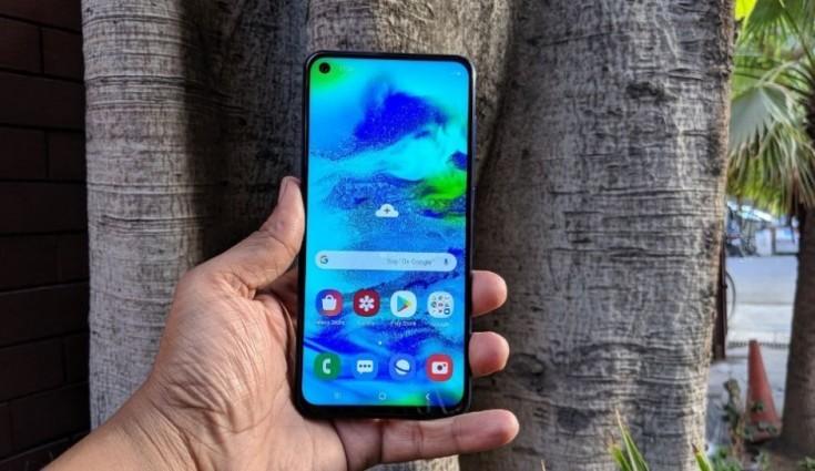 Samsung Galaxy M40 gets a price cut in offline stores