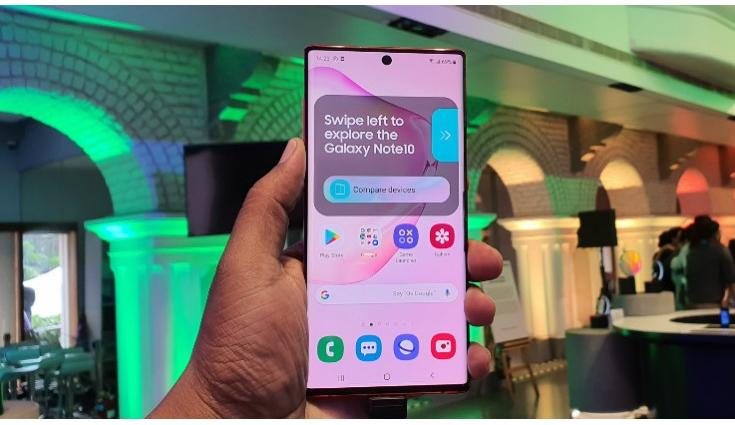 Samsung Galaxy Note 10, Galaxy Note 10+ get Android 10 based OneUI 2.0 beta update