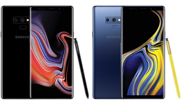 Samsung Galaxy Note 9 with 6.4-inch QHD+ Super AMOLED display, 4000mAh battery announced
