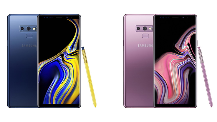 Samsung Galaxy Note 9 with Infinity Display, 4000mAh battery launched in India