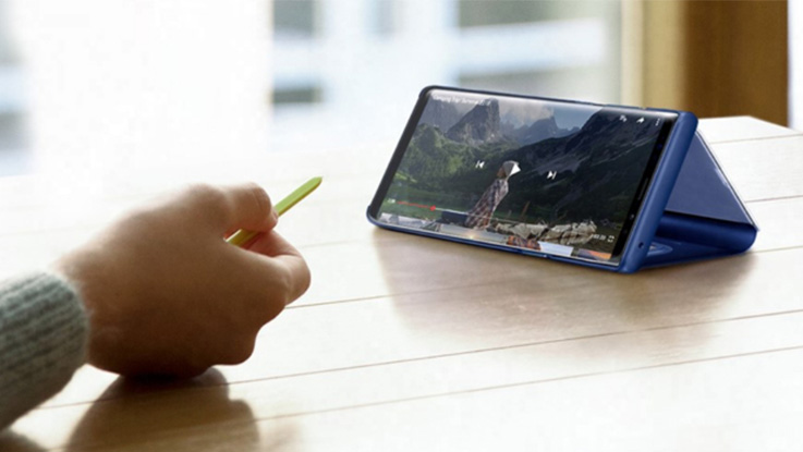 Samsung Galaxy Note 9 update brings camera improvements and more