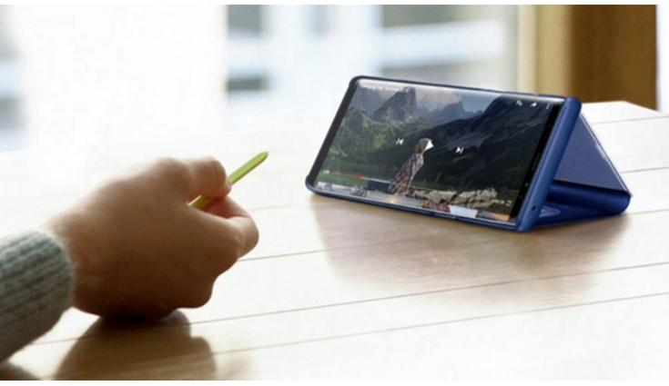 Samsung Galaxy Note 9 gets OneUI 2.0 update in India