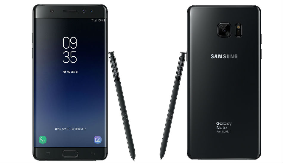 Samsung Galaxy Note Fan Edition announced: Here's everything you need to know