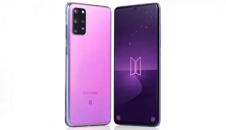 Samsung Galaxy S20+ BTS Edition to launch in India on July 2