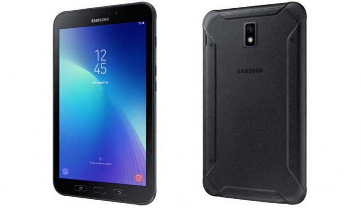 Samsung Galaxy Tab Active 2 starts receiving the Android 8.1 Oreo update