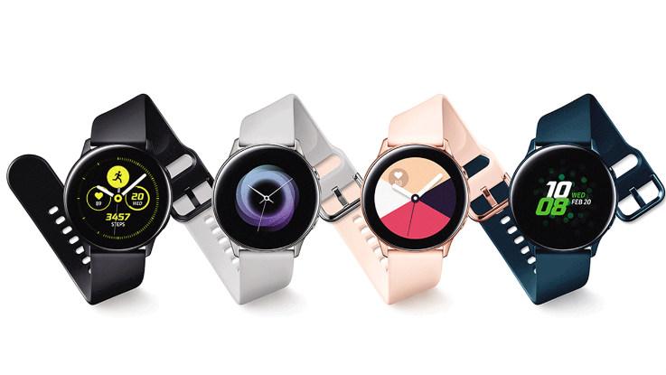 Samsung rolls out One UI update to Galaxy Watch, Gear S3, Gear Sport