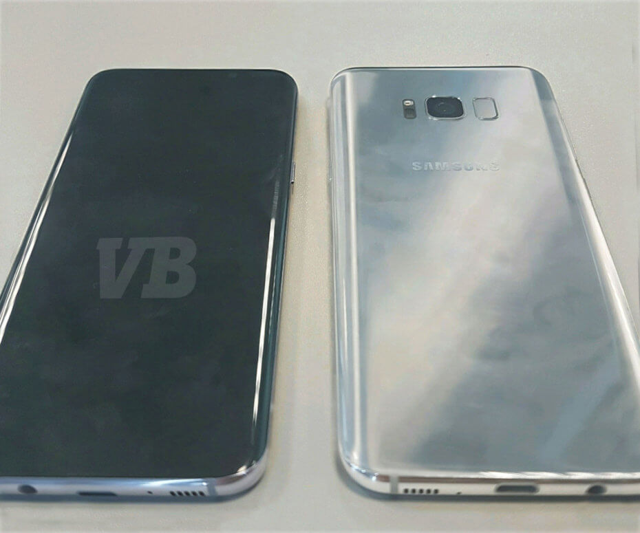 Samsung Galaxy S8 Plus  expected to outsell Galaxy S8, case renders confirms rear fingerprint sensor: Reports