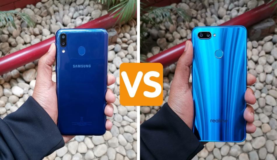 Samsung Galaxy M20 vs Realme U1 Camera Comparison: Who is better?