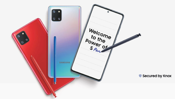 Samsung Galaxy Note 10 Lite receives a price drop in India, now starts at Rs 37,999
