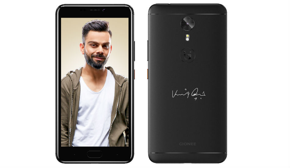 Gionee A1 Virat Kohli Signature Edition launched in India at Rs 19,999