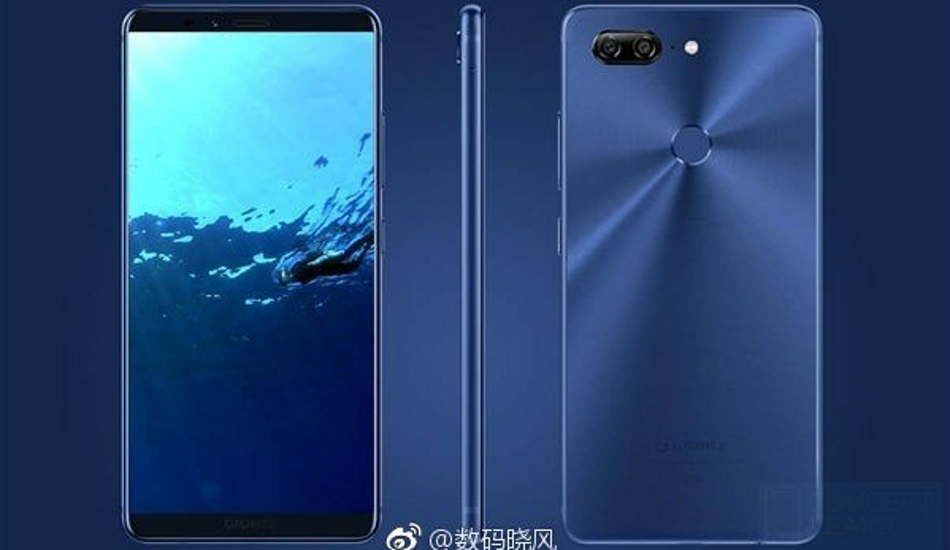 Gionee M7 Plus, S11s, F6, F205 and more with FullView displays announced