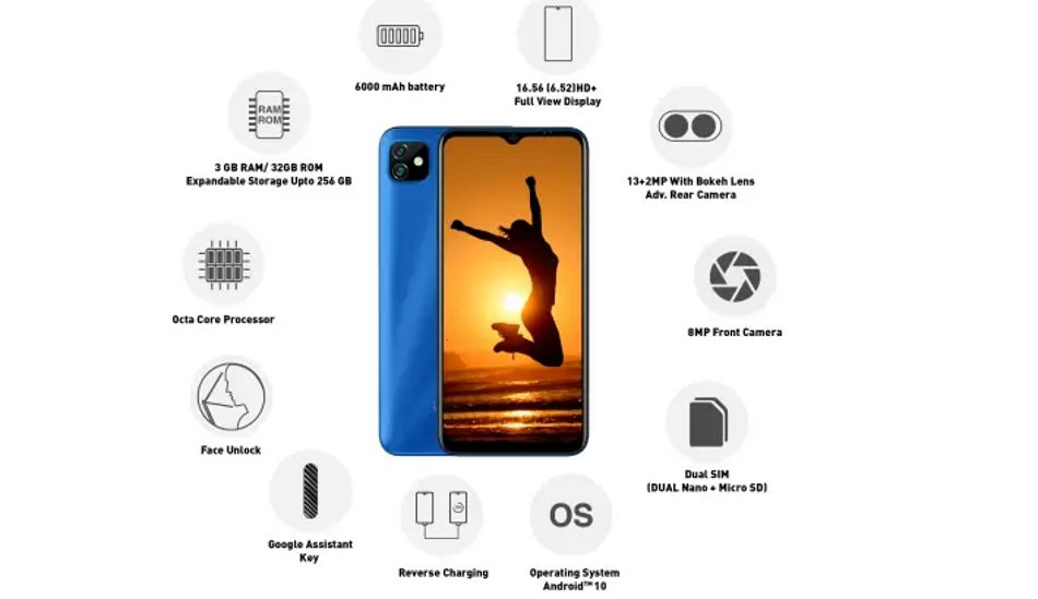 Gionee Max Pro with 6000mAh battery launched in India for Rs 6,999
