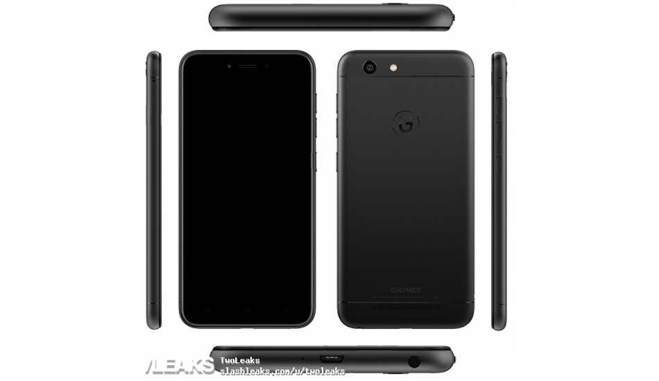 Gionee F109 specifications and pricing leaked