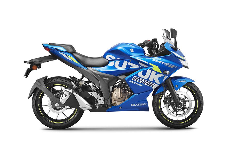 Suzuki launches BS6 Gixxer 250 bikes in India