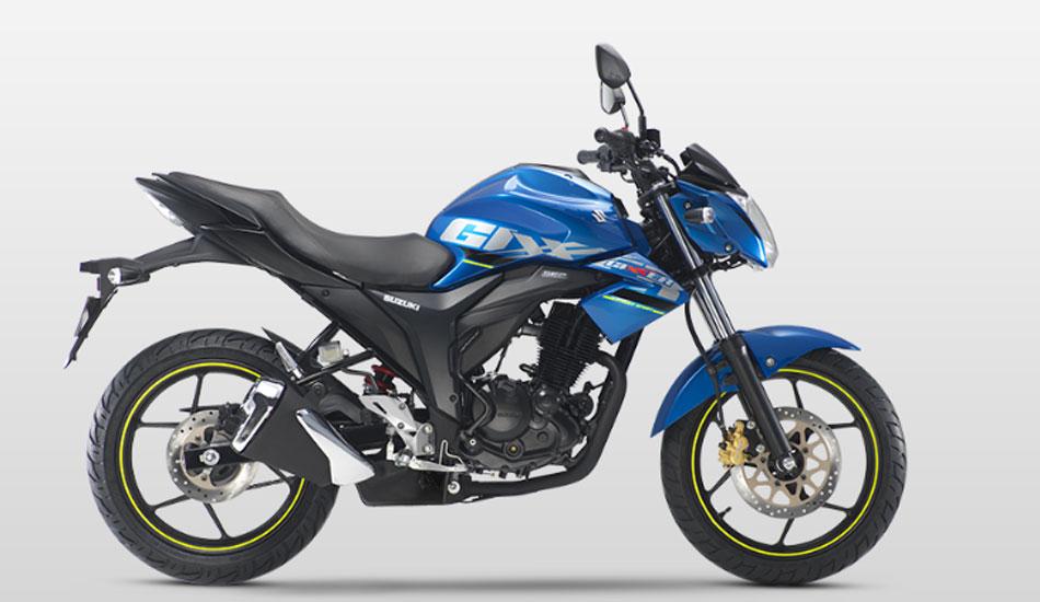 Suzuki Gixxer ABS launched in India. Price, spec details here