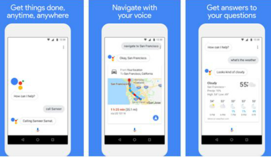 Google Assistant Go is now available on Play Store