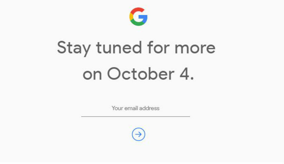 Google schedules an event on October 9, Pixel 3, Pixel 3 XL expected