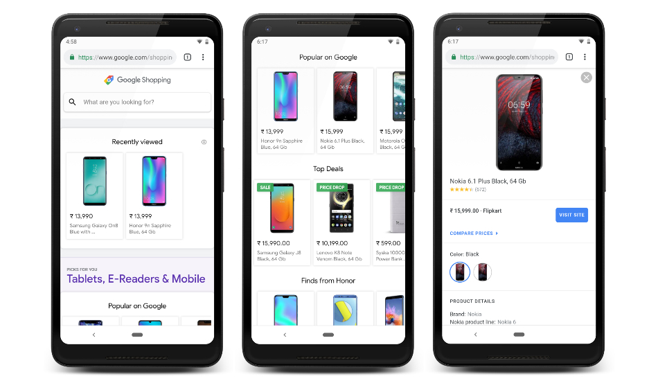 Google India announces 'Shopping Homepage' feature on Google Lens and Search