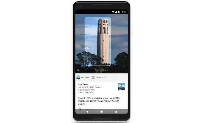 Google Lens is coming to all Android smartphones via Google Photos app