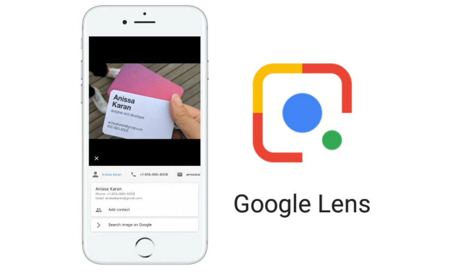 Google Lens now available for iPhones and iPads