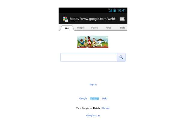 Google search in mobiles,tabs gets handwriting recognition