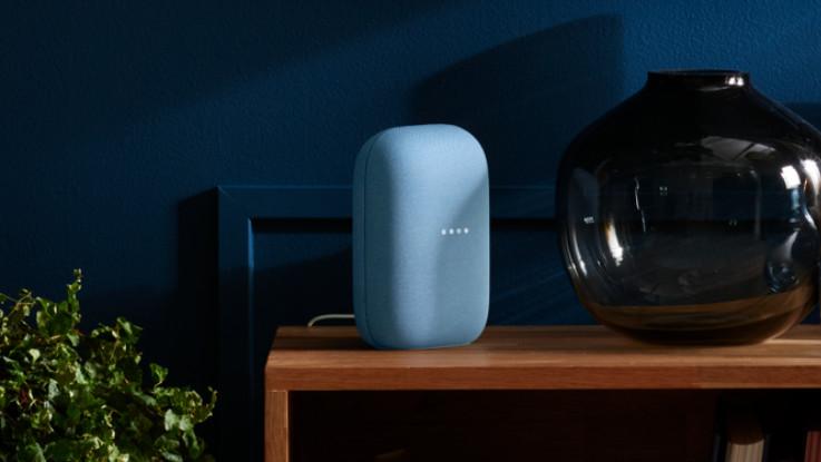 Google Nest smart speaker teased