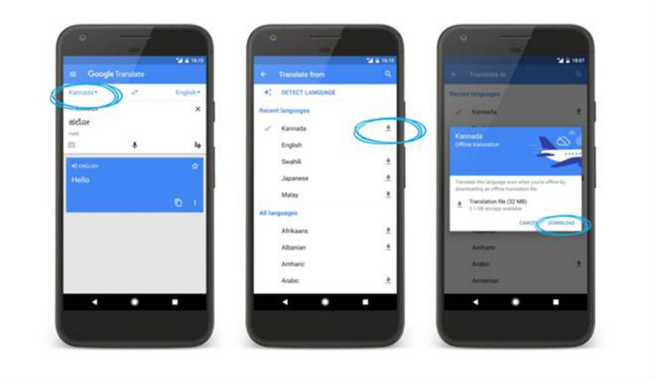 Google Translate for Android will now transcribe foreign language speech in real-time