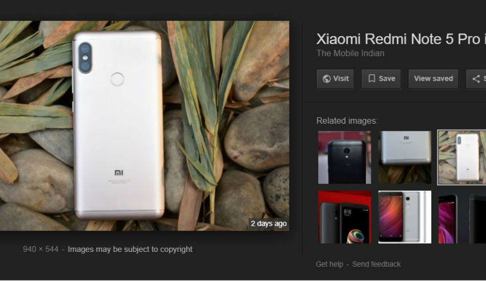 Google removes 'view images' button from search results, makes it harder to steal