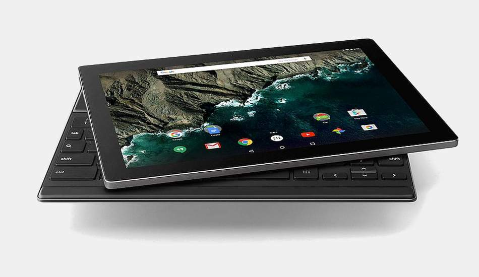 Google Pixel C tablet with 10.2-inch display, Marshmallow OS unveiled