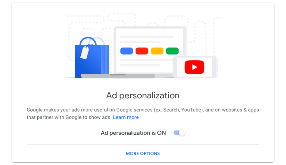 Google's new Ad Settings gives you better control over adverts that you see
