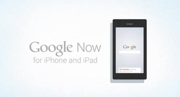 Google Now due for Apple iPhone, iPad