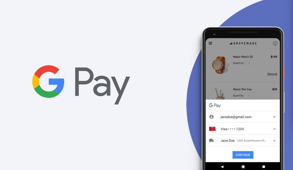 Google for India 2018: Google Tez rechristened to Google Pay