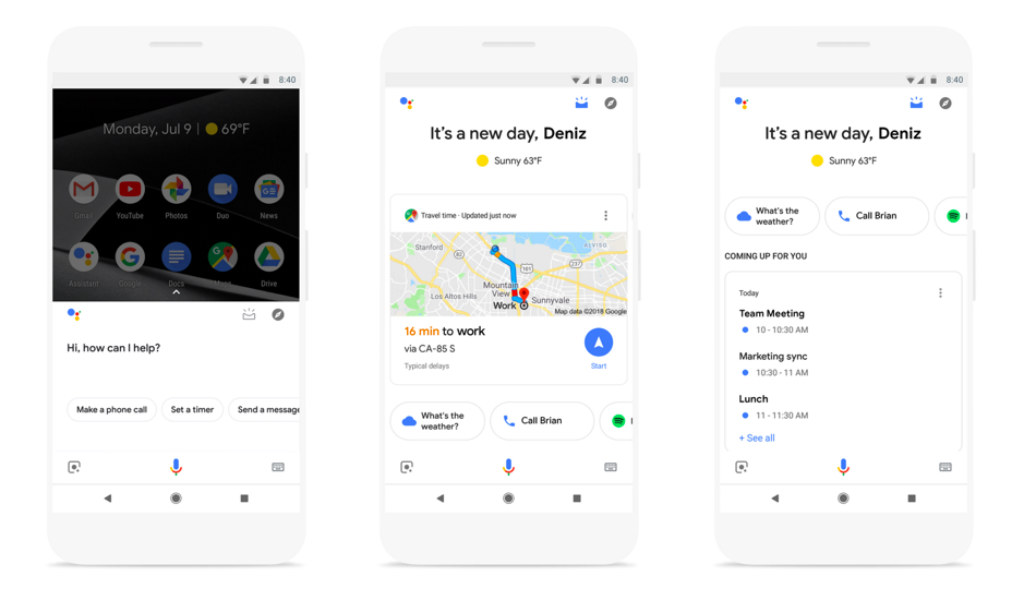 Google Assistant rolls out visual snapshot to take you through the day