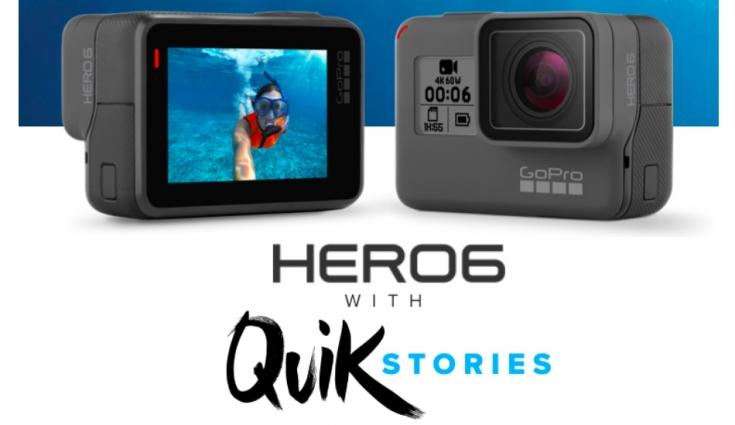 GoPro Hero6 price slashed in India