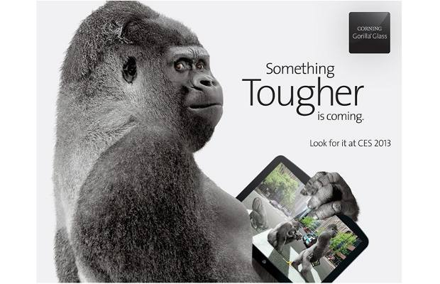 Gorilla Glass 3 coming with 3 times better scratch resistance ability
