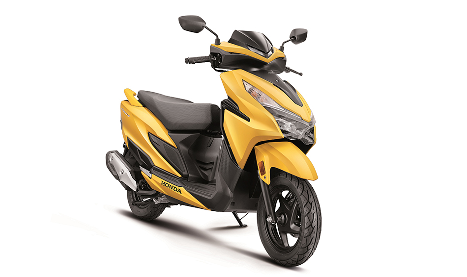 Honda Grazia 125 BS6 scooter launched in India