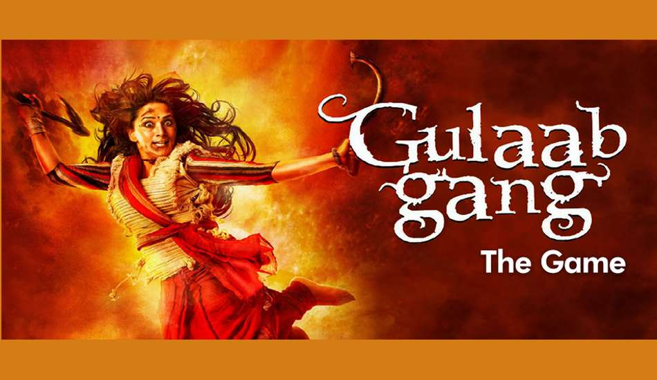 Gulaab Gang - The Game launched for Android devices