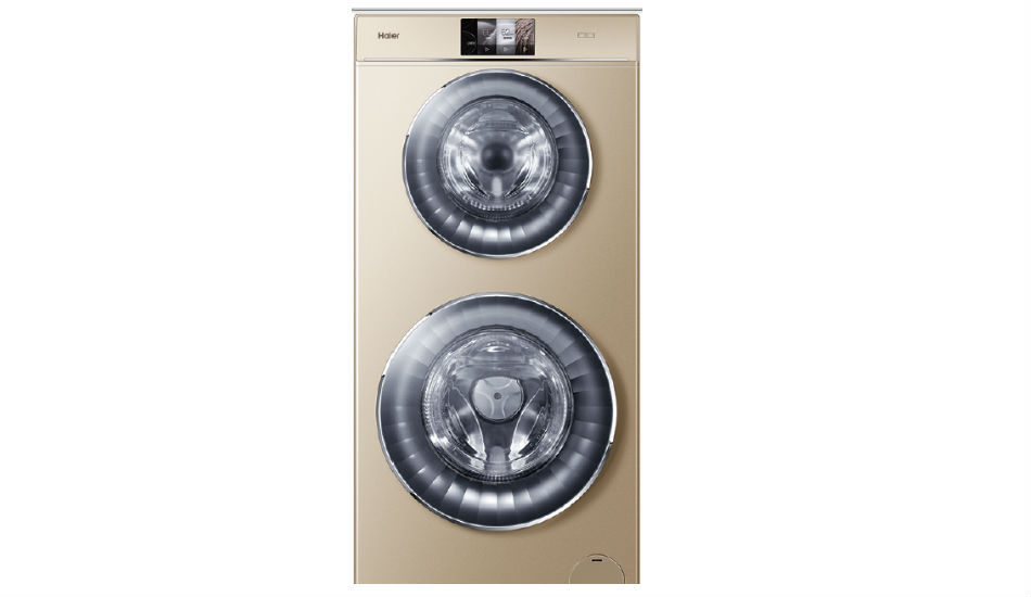 Haier launches Double Drum Washing Machine for Rs 1,69,990.