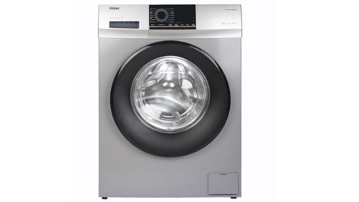 Haier introduces a new range of front load washing with inverter technology in India